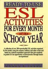 Ready-to-Use ESL Activities for Every Month of the School Year, Carol A. Josel,