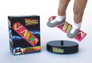 Back to the Future: Magnetic Hoverboard (Rp Minis), Press, Running, New conditio