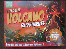 Activity Station Explosive Volcano Experiments 8+