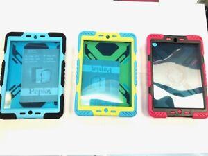 Pepko New Ipad Mini 1/2/3 case Sillicone plastic