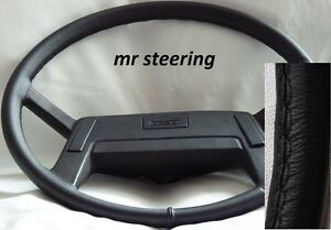 FOR VOLVO F10 F12 TRUCK 1977-1987 BEST QUALITY REAL LEATHER STEERING WHEEL COVER