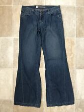Level 99 Laura Jeans Sz 28 in Blue (32x33)