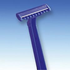 Einmal-Rasierer unsteril blau (100 Stck.)