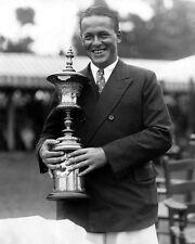 1928 Golfer Bobby Jones Glossy 8x10 Photo Print Us Amateur Trophy Poster