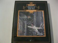 "Rescue Air 911 sealed PC game 3.5"" disks for Microsoft Flight Simulator Mallard"