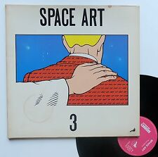 "Vinyle 33T Space Art  ""3 - Play back"" - RARE"