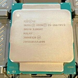 Intel Xeon E5-2687WV3 10 Core 3.1Ghz 25MB LGA2011-3 CPU SR1Y6 E5-2687W V3