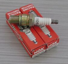 NGK Racing Competition Spark Plugs Qty R6252E-105 4 Stock #2396