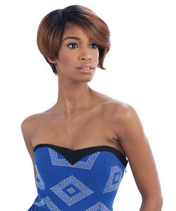 Freetress Equal Lace Deep Diagonal Part Lace Wig BERRY BLOSSOM