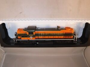 Atlas Silver HO Great Northern GN Alco RS-3 Early Scheme #230      DCC Ready