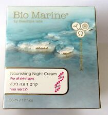 50 ml NOURISHING NIGHT CREAM DEAD SEA MINERALS BIO MARINE SEA OF SPA