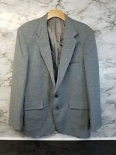 Levis Gray Leisure Jacket Suit size 42R Mens Action Suit EUC #28
