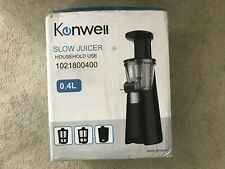Knowell Slow Juicer Household Use - Open Box