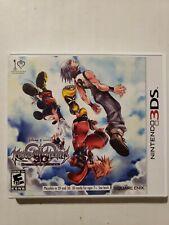 Kingdom Hearts 3D: Dream Drop Distance (Nintendo 3DS, 2012) Complete - Tested