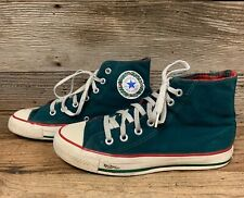 Vintage Converse All Star Jingle Bell Hi Tops Made in USA OG Authentic Sz 5.5