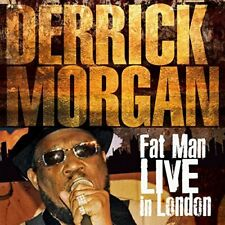 Derrick Morgan - Fat Man Live In London [CD]
