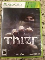 Thief - Xbox 360 Game NO MANUAL TESTED FREE SHIPPING MICROSOFT