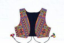 Handmade embroidered elegant Women waistcoat - Size 12