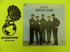 "Manfred Mann the best of - LP Record Vinyl Album 12"""