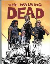 The Walking Dead Coloring Book     First Print 2016      Image Comics