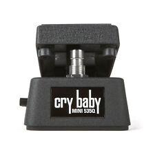 Jim Dunlop JD-CBM535Q Cry Baby Mini WAH Guitar Effects Pedal