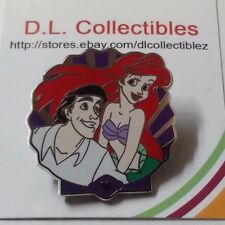 Disney The Little Mermaid Couples Mystery Ariel and Eric pin