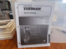 2005 Evinrude Parts Catalog: 40, 50, & 60 HP Commercial, P/N #5006027, #69C