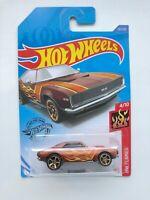 Hot Wheels 2020 '67 CAMARO 231/250 HW Flames 4/10 Mattel Diecast GHD59