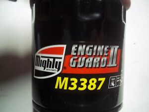 Engine Oil Filter-Guard Oil Filter Mighty M3387