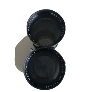 Mamiya 180mm f4.5 TLR Lens