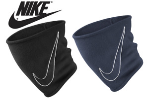 Nike Neck Warmer Adult Mens Womens Fleece Face Cover Snood Youth Scarf Warm New