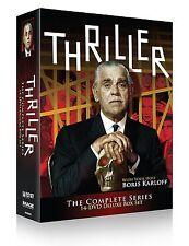 Thriller: Boris Karloff: The Complete Series (DVD, 2010, 14-Disc Set)  *ON SALE*