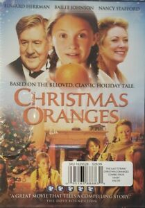 CHRISTMAS ORANGES and THE LAST STRAW  (NEW/SEALED 2-DVD Set). FAST USPS SHIPPING