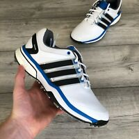 ADIDAS ADIPOWER BOOST GOLF TRAINERS SHOES SIZE UK7.5/US8 Q46923