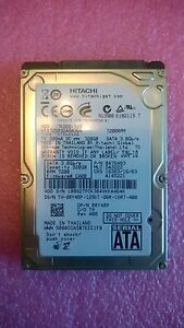 "Hitachi HTS725032A9A364 320gb 7200RPM 2.5"" SATA Hard Drive Dell# 0RY4RP / RY4RP"