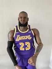 1//6 FIGURE Head LeBron James fit enterbay Lakers Cavaliers 23 HEAD