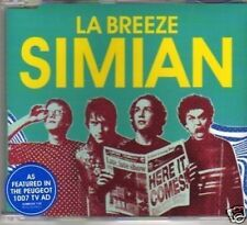 (263W) Simian, La Breeze - 2005 CD