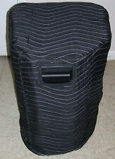 EV ZLX-15P ZLX 15P Premium Padded Black Speaker Covers (2)   Qty of 1 = 1 Pair!