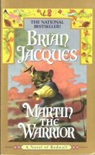 Martin the Warrior by Brian Jacques (1996, Paperback...