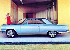 1964 Acadian Beaumont Sport Deluxe Automobile Photo Poster Canada zu8458-MXTQXB