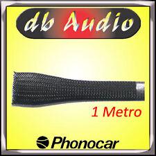 Phonocar 4/595.3 Guaina Protettiva in Tela Elastica Ø 15 > 25mm 1 Metro