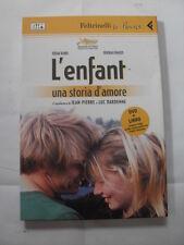 DARDENNE - ENFANT UNA STORIA D'AMORE DVD+LIBRO - ED.FELTRINELLI