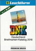 Briefmarken-Katalog DNK, Deutschland seit 1849, Leuchtturm