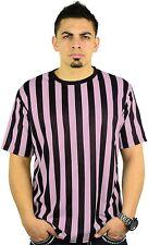 Mato & Hash Mens Crew Neck Ref Shirt Bar Referee Waitstaff T-Shirt