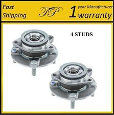 Front Wheel Hub Bearing Assembly For 2007-2011 NISSAN VERSA (4-WHEEL ABS) PAIR