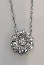 GENUINE VINTAGE TIFFANY & CO PLATINUM DIAMOND NECKLACE