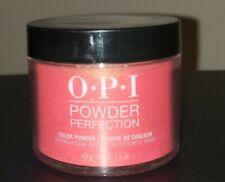OPI powder Perfection Nail Color DIP Powder -1.5  Oz
