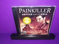 Painkiller: Battle Out of Hell (PC CD ROM, 2004) B492