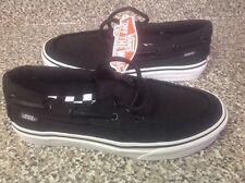 Vans, Zapato Del Barco, Black True White, Men 5.5, Womens 7 Size Shoes