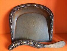 Antique Victorian Copper CRUMB TRAY